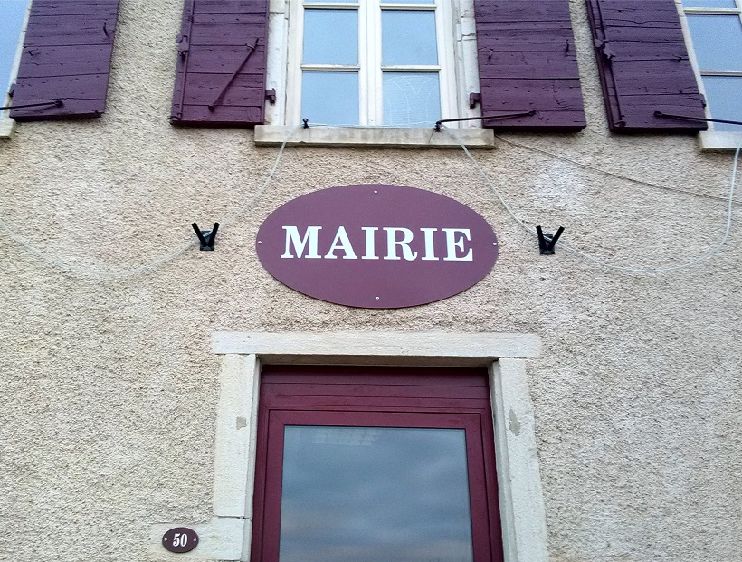 Mairie ( Genouilleux 01090 )